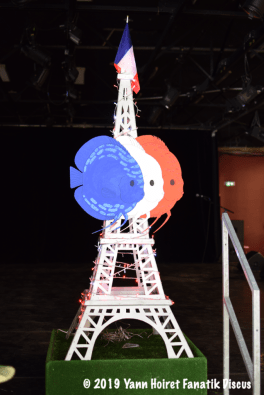 Tour Eiffel Discus Paris Grigny competition 2019