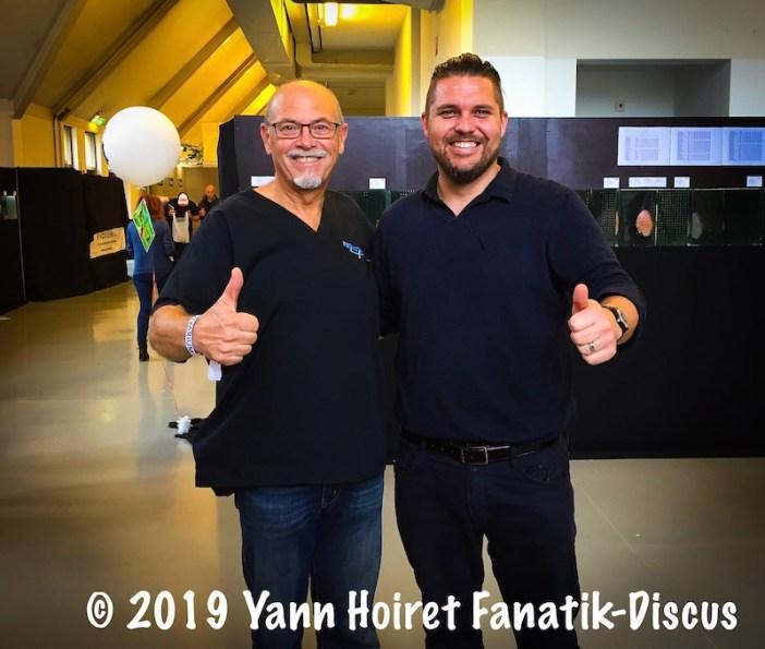 Gerald Bassleer and Yann Hoiret