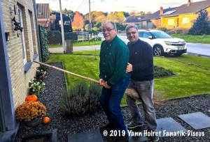 Eddy Leysen et Cüneyt Birol Vivarium 2019