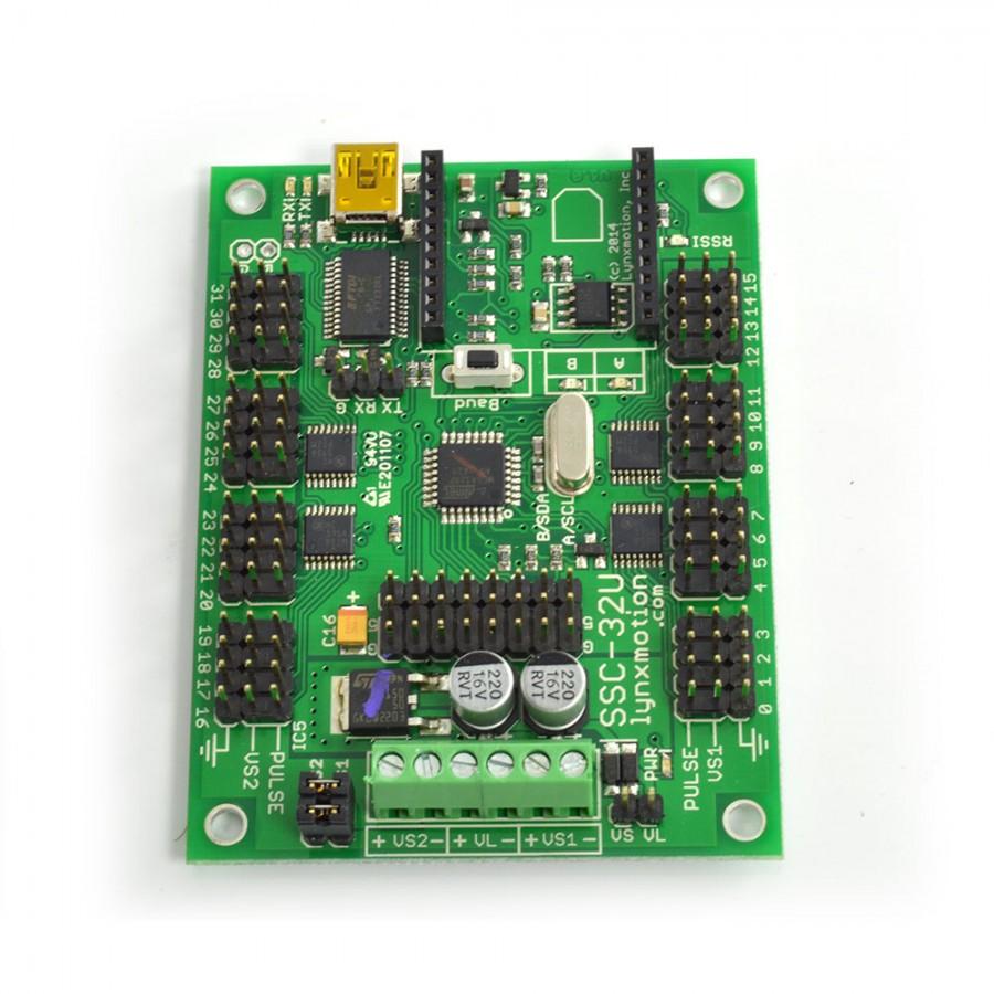 SSC-32U USB Servo Controller