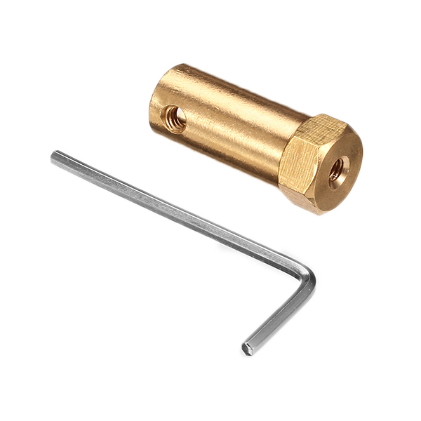 Mozzo motore con esagono da 12 mm e chiavino esagonale