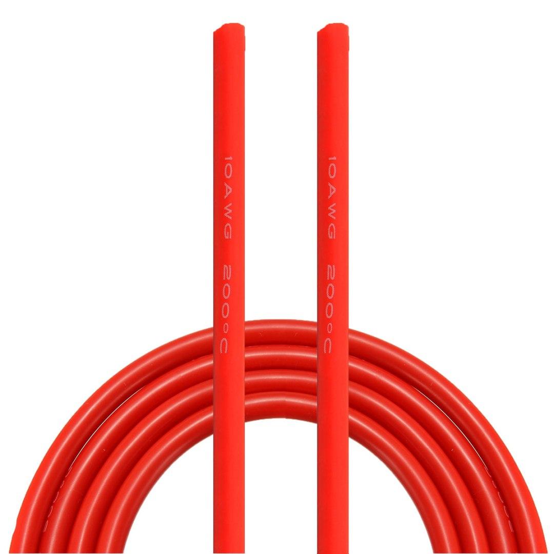 Cavo Rosso Silicone