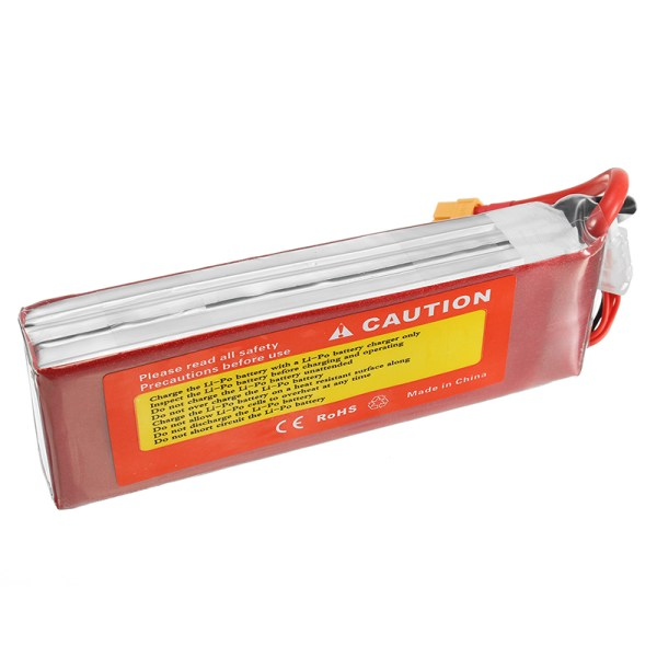 ZOP Power Batteria Lipo 11,1V 6000mAh 45C