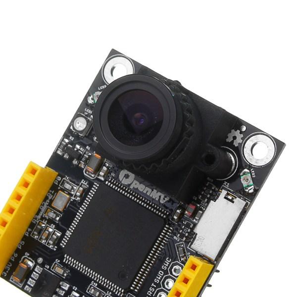 OpenMV3 Cam M7 particolare obiettivo