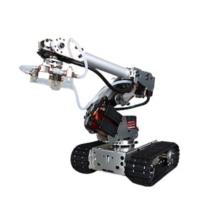 Cingolato_in_alluminio_con_braccio_robotico_a_6_assi