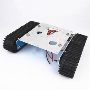 Telaio_per_robot_cingolato_in_alluminio_DC9-12V