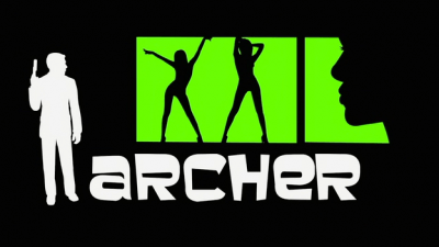 The Archer intro logo