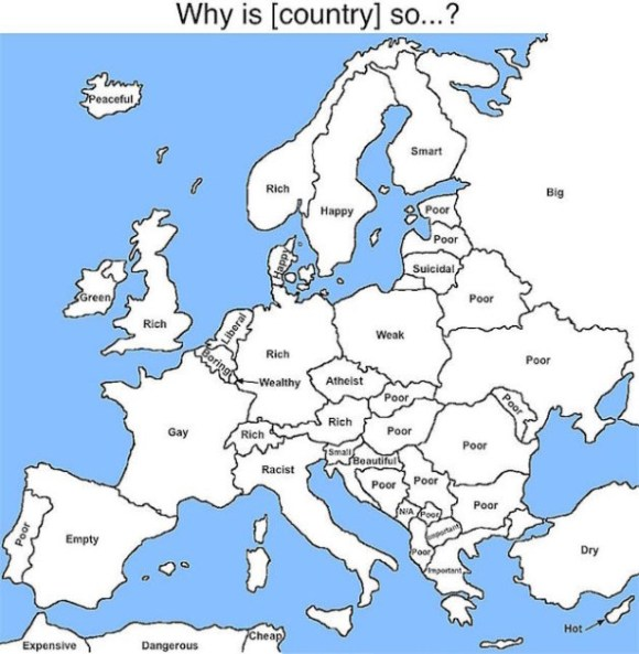google auto complete europe map