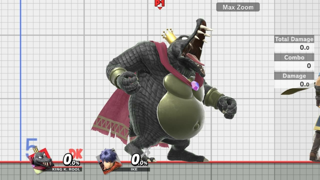 Smash Ultimate King K Rool Guide Moves Outfits