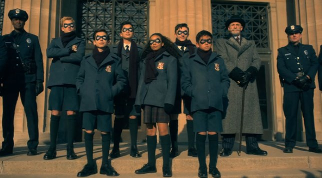 The Umbrella Academy Season One Review