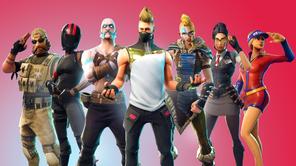 Fortnite Mobile Introduces Party Hub Voice Chat Feature
