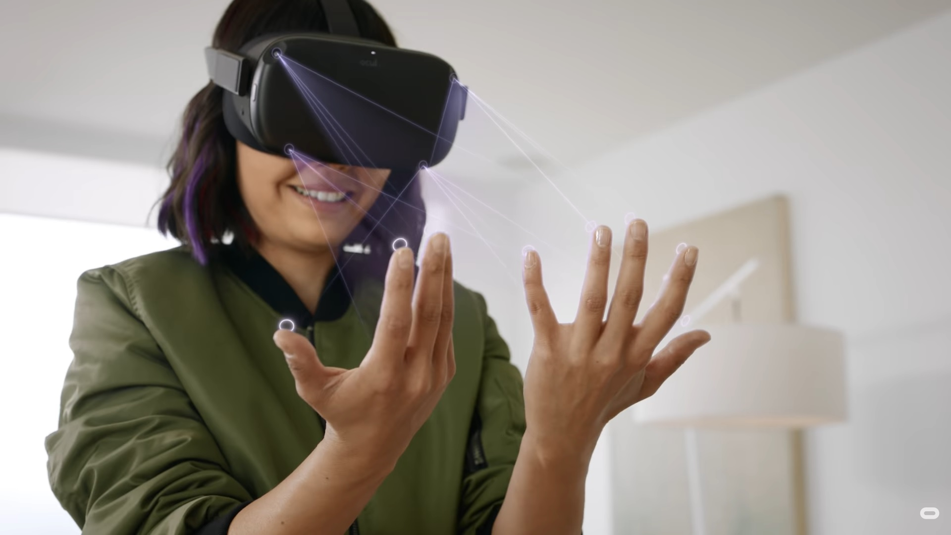 Hand Tracking And Full Pc Game Support Coming To Oculus Quest