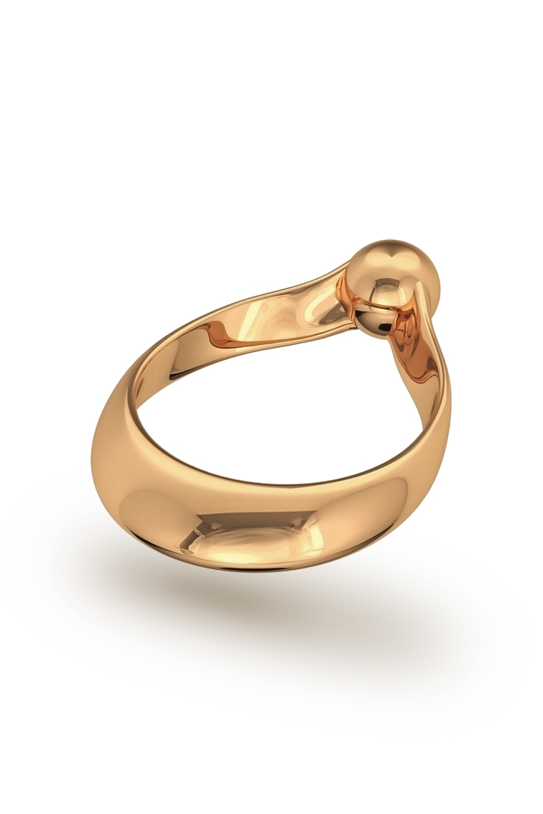 Adonis Ball Eichelring Gold  FANCY RINGS