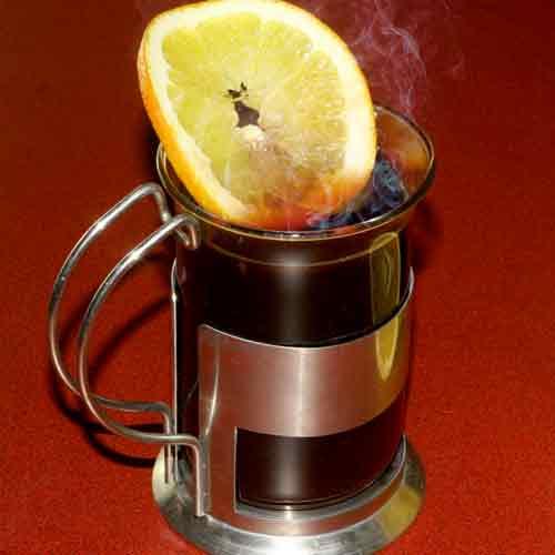 Tinto de Invierno-Spiced Red Wine Hot Toddy Recipe