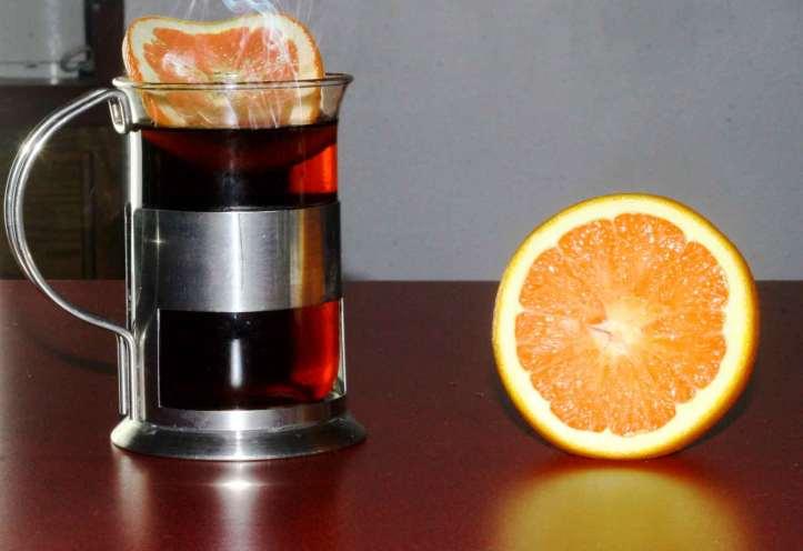 Tinto De Invierno Spiced Wine Hot Toddy Recipe
