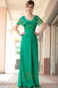 Emerald Green Prom Dresses | Vampal Dresses