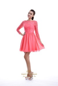 Coral Coloured Bridesmaid Dresses UK/Australia Melbourne ...