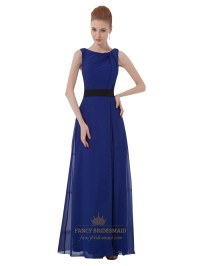 Royal Blue And Black Bridesmaid Dresses   www.pixshark.com ...
