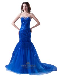 Sapphire Blue Bridesmaid Dresses  Fashion dresses