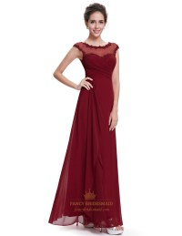 Chiffon Bridesmaid Dresses With Sleeves - Wedding Dresses ...