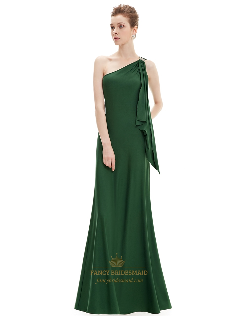 Emerald Green Bridesmaid Dresses  Vampal Dresses