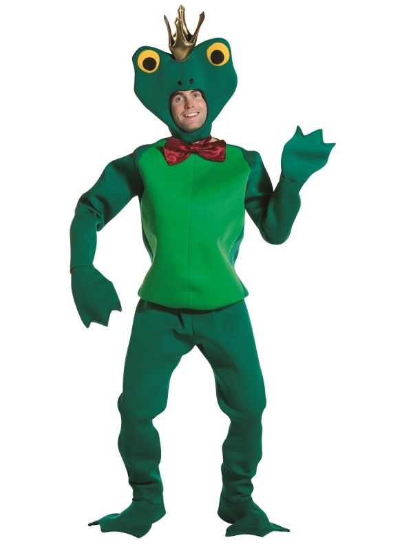 Adult Deluxe Frog Prince Costume - 4006051 Fancy Dress Ball