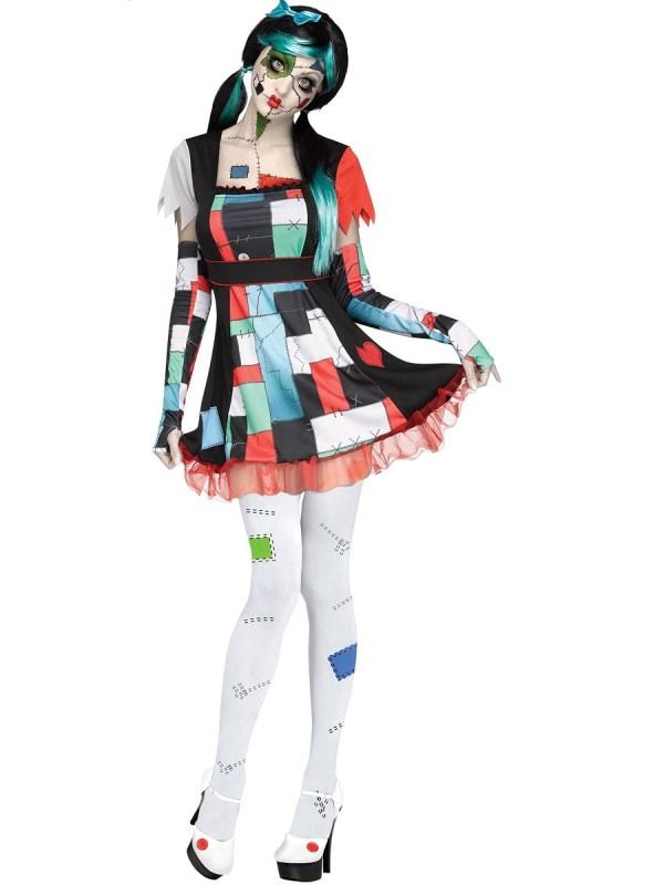 Adult Rag Doll Costume - 124754 Fancy Dress Ball