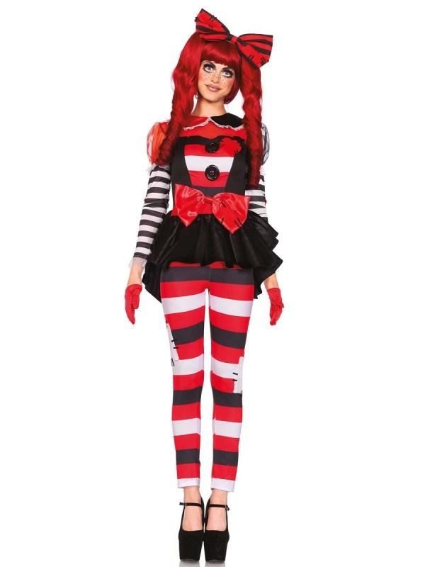 Adult Rag Doll Costume - 85443 Fancy Dress Ball