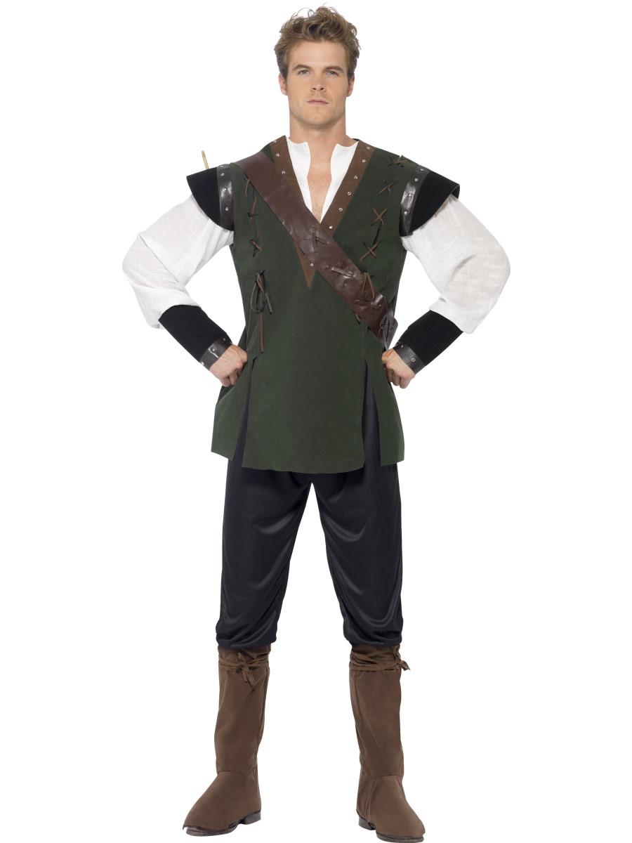 Adult Robin Hood Costume  29076  Fancy Dress Ball