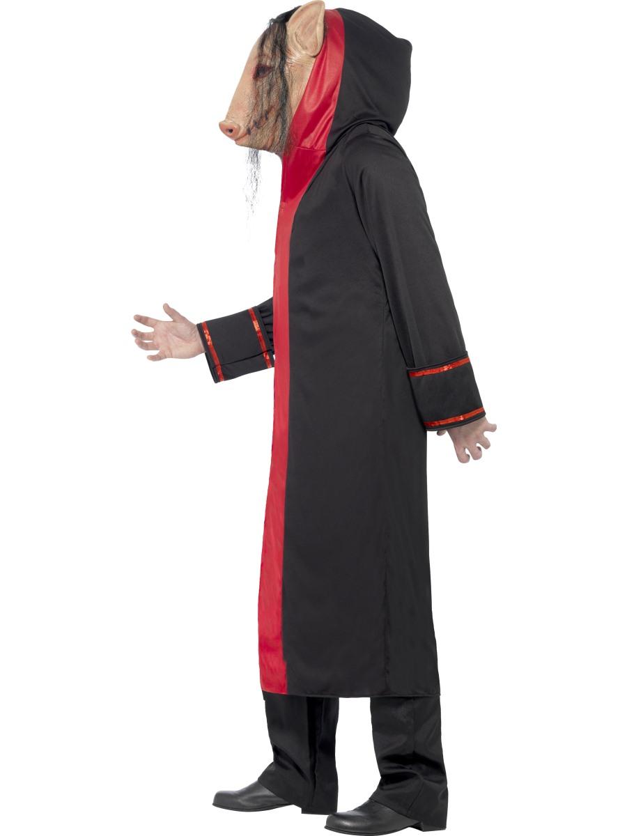 Adult Saw Pig Costume  20494  Fancy Dress Ball