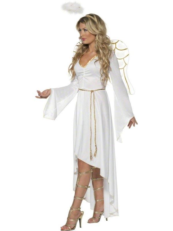 Adult Angel Costume - 36977 Fancy Dress Ball
