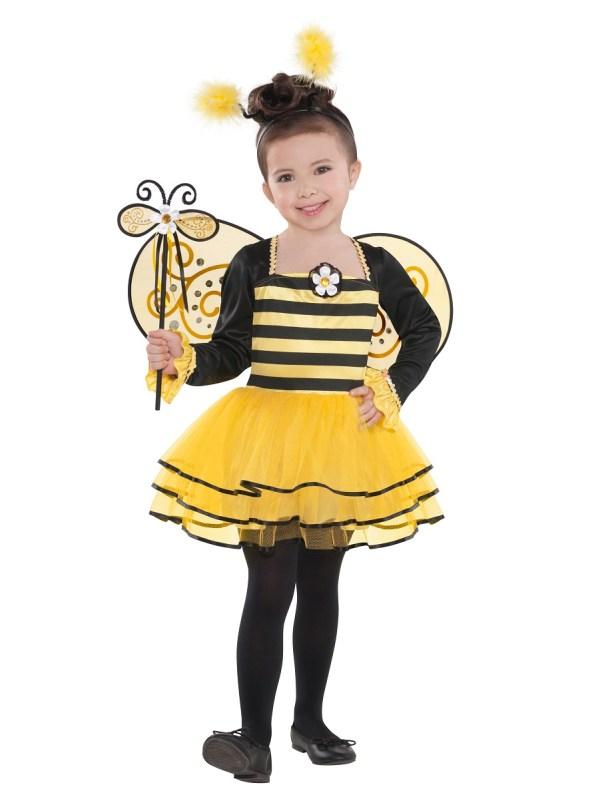 Child Ballerina Bee Costume - 997651 Fancy Dress Ball