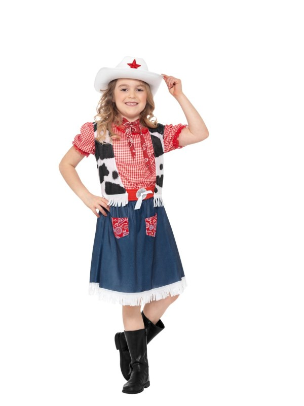 Child Cowgirl Sweetie Costume - 36328 Fancy Dress Ball