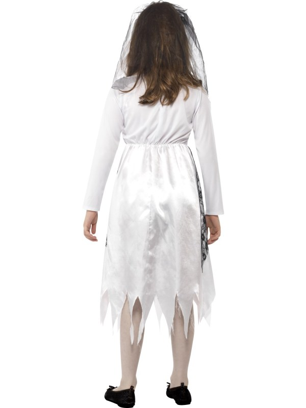 Child Ghostly Bride Costume - 45481 Fancy Dress Ball