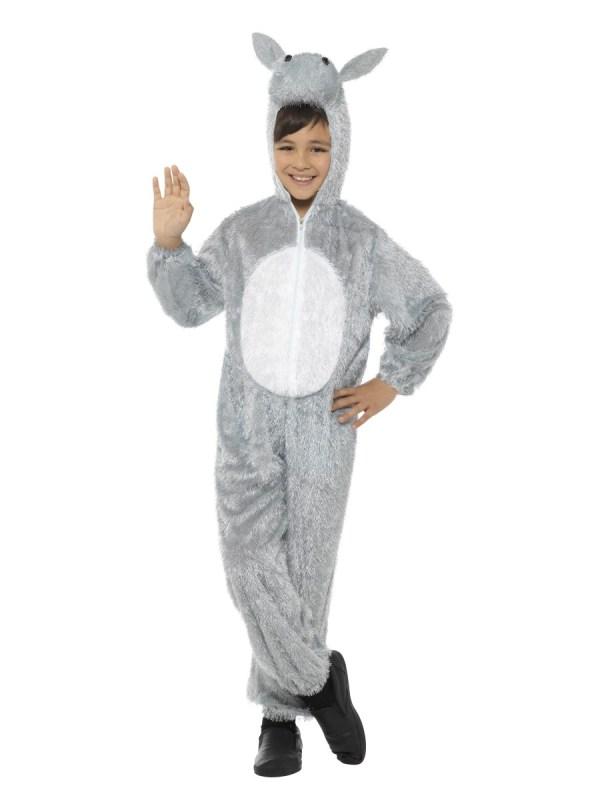 Child Plush Donkey Costume - 30018 Fancy Dress Ball