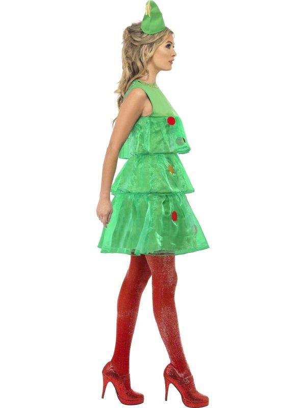 Adult Tutu Christmas Tree Costume - 24331 Fancy Dress Ball