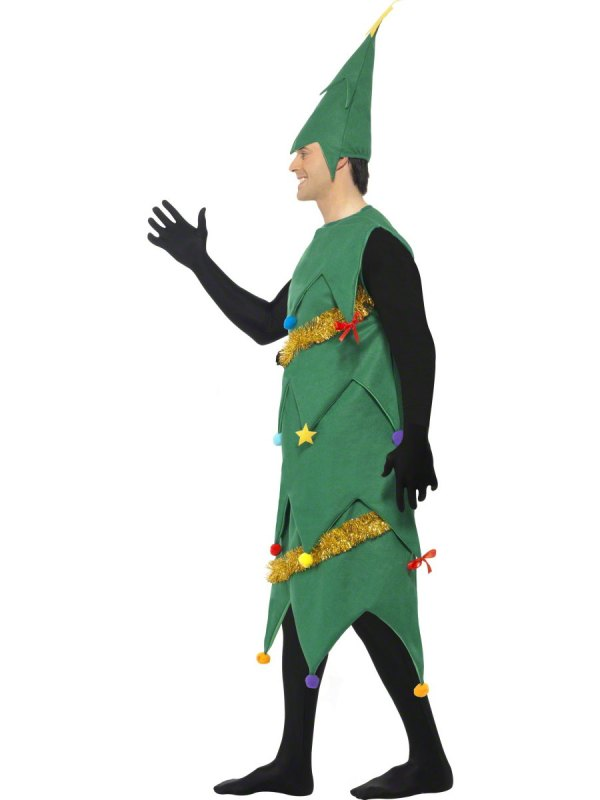 Adult Deluxe Christmas Tree Costume - 33301 Fancy Dress Ball
