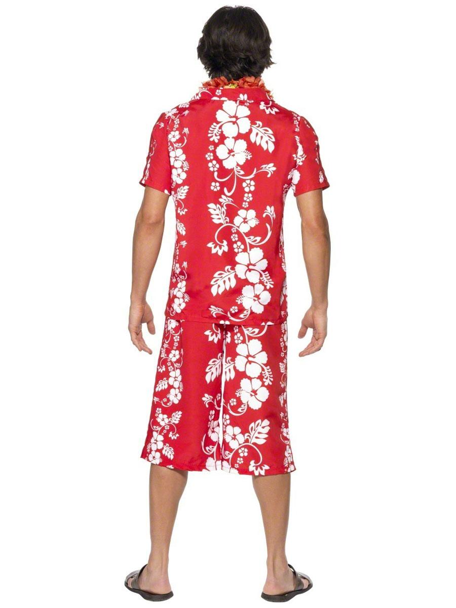 Outfit Hawaiian Kids