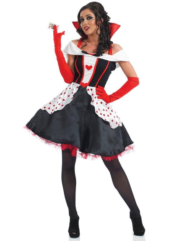 Adult Queen Of Hearts Costume - Fs3100 Fancy Dress Ball