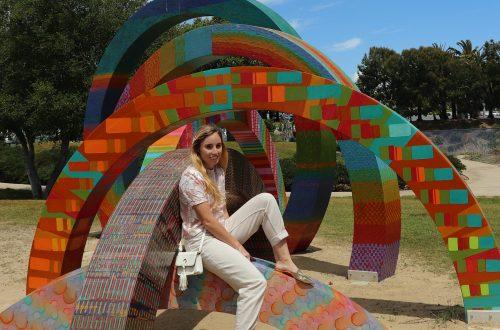 newport beach sculpture park