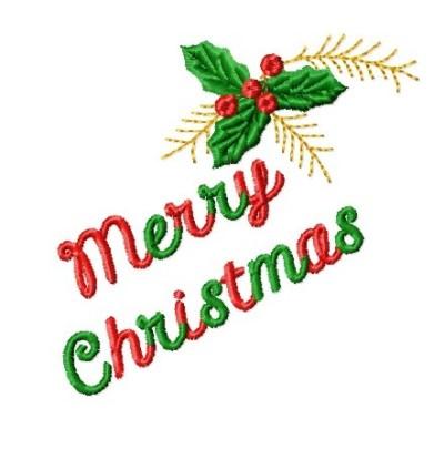 merry christmas fancy writing