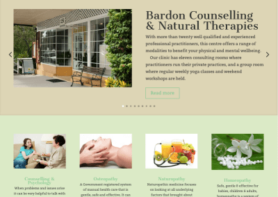Bardon Counselling and Natural Therapies Centre – Bardon