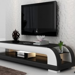 Leather Recliner Chairs With Footstool Wedding For Sale Ts1012 Tv Unit | Fancy Homes