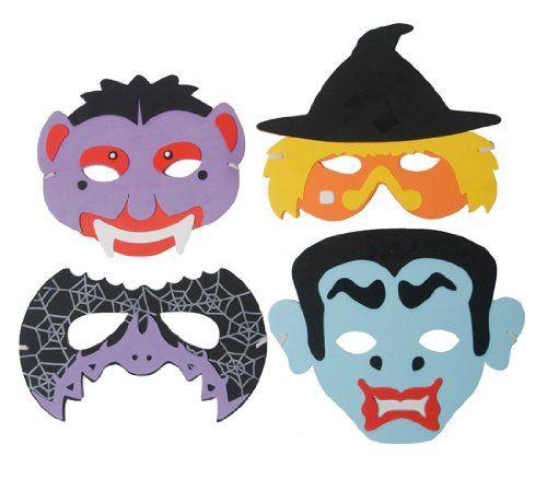 Kids halloween masks ⋆ Children\'s costumes, Halloween costumes ...