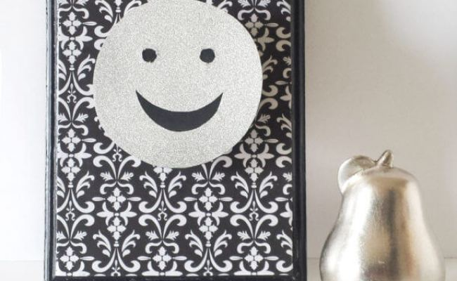 Learn How To Make An Emoji Wall Decor Diy