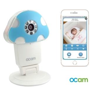 OCam-M1網路嬰兒寶寶監視器 Baby IP Cam(寶貝藍)