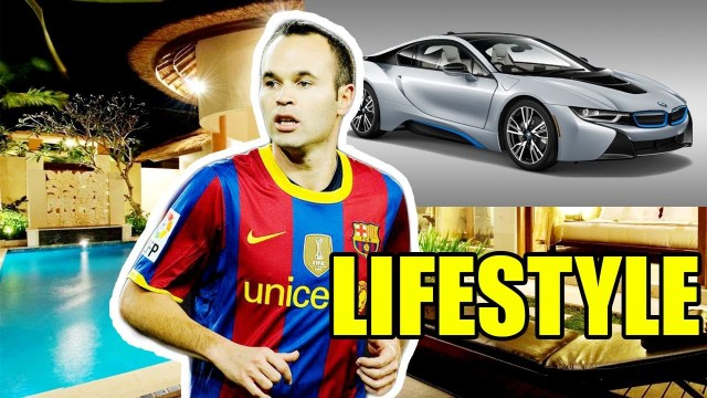 Andres Iniesta Biography