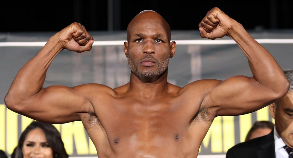 Bernard Hopkins Biography
