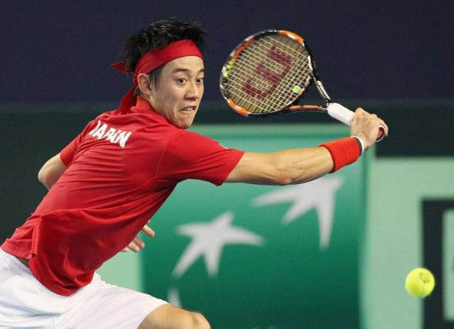 Kei Nishikori Biography