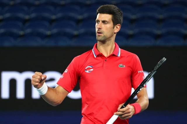 Novak Djokovic Biography